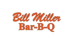 Randy Mahoney Voice Over Bill Miller Bar-B-Q Logo